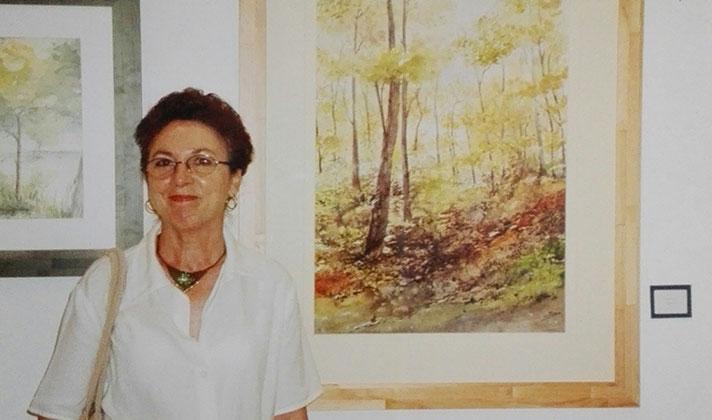 Exposición en Cambrils 2003