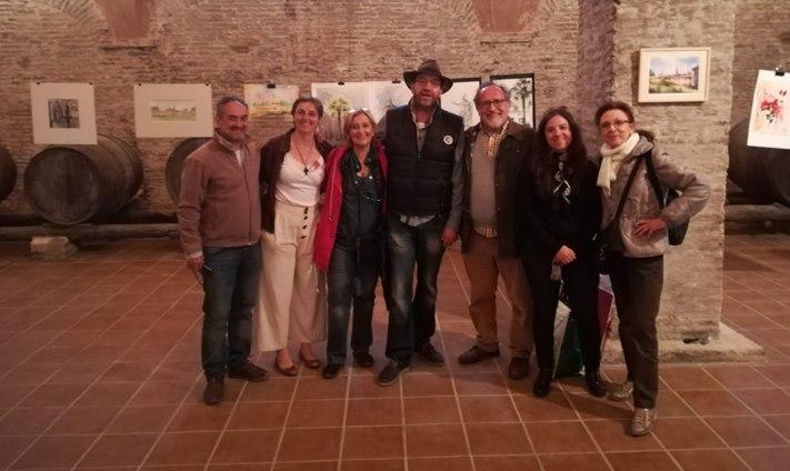 Exp. colectiva en La Cartuja 2019